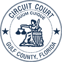 Gulf County, Florida Circuit Court Seal